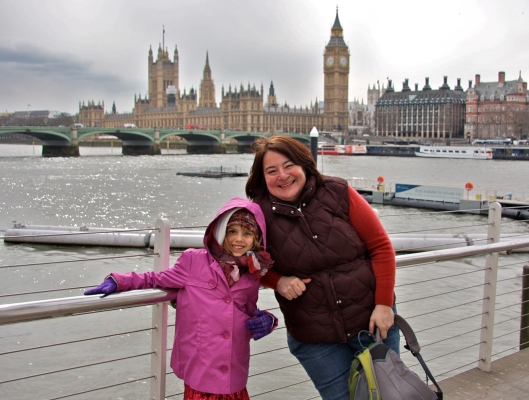 isabel, jennifer and big ben